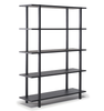 Farnsworth Shelf by Tolv - Black