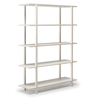 Farnsworth Shelf by Tolv - Bone