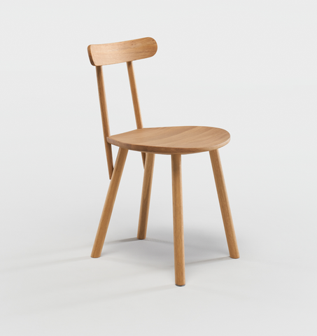 Figura Dining Chair by Tolv