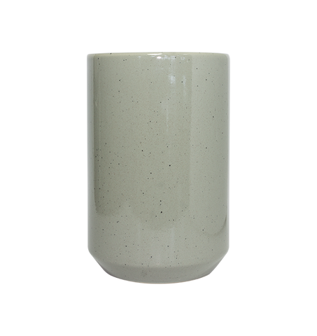 Vase with Grey Speckle