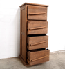 Vintage Tall Drawer Cabinet