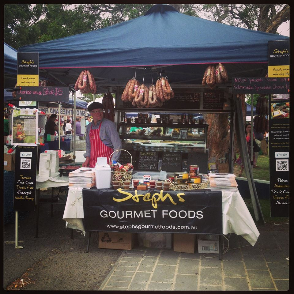 See Us at the Markets this week in Sydney and Newcastle...