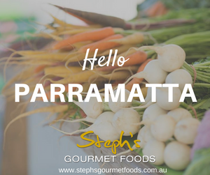 Steph's Gourmet Foods Joins Parramatta Markets