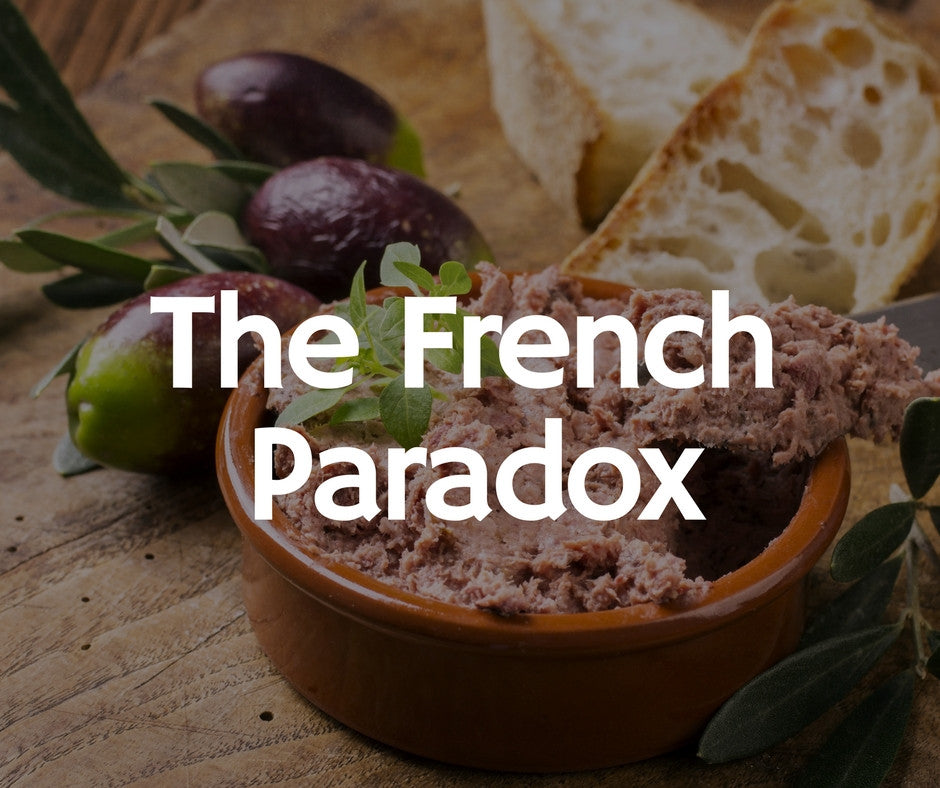 Steph's Gourmet, proudly supporting 'The French Paradox'