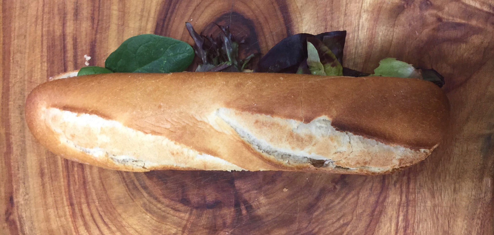 SANDWICH BAGUETTE BEEF CARPACCIO - Stephs Gourmet Foods Sandwiches baguettes French Gourmet Cheese Sauscission Stephs Gourmet Foods salumi Stephs Gourmet Foods Stephs Gourmet Foods