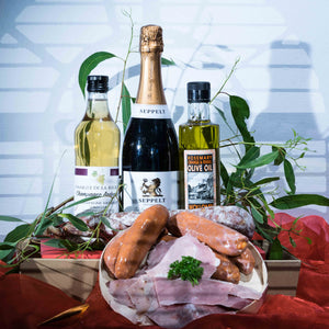 Christmas Hamper with Flair