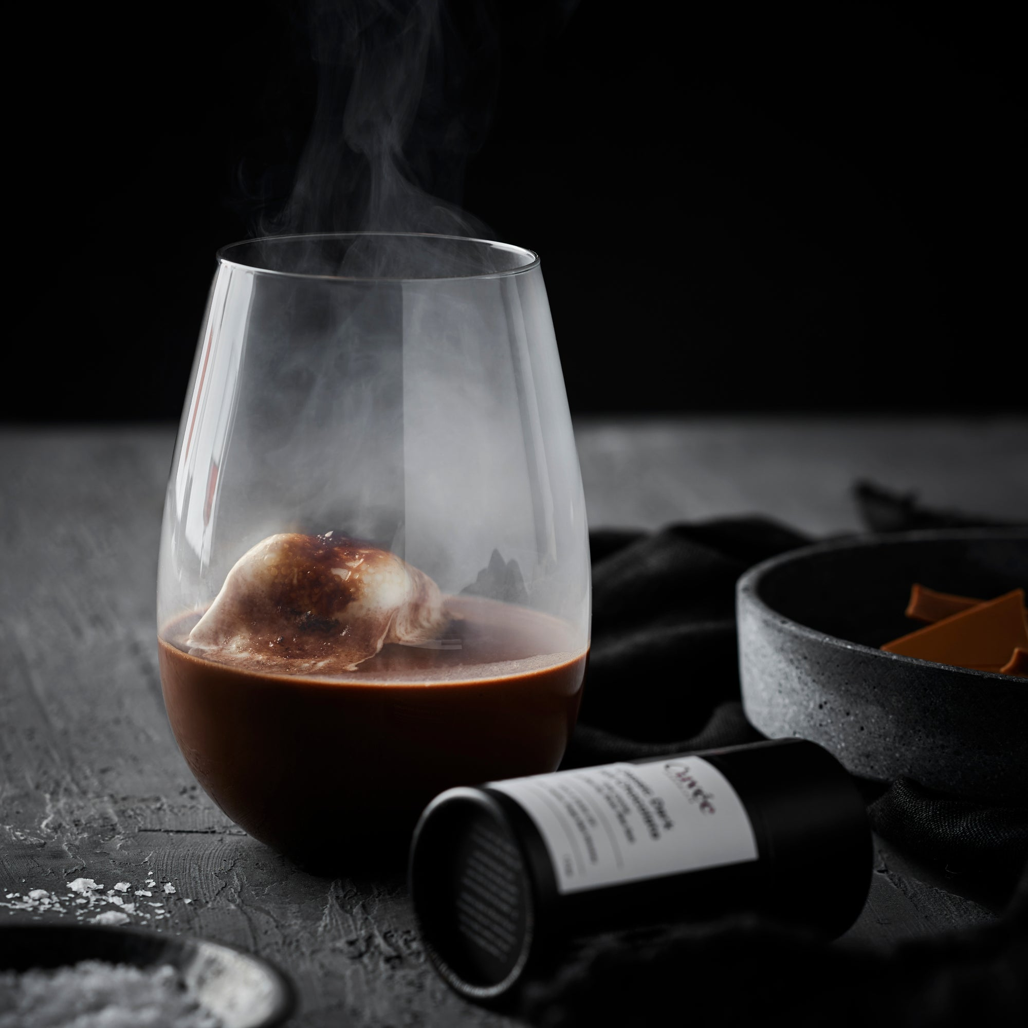 Cuvée 75% Chili Hot Chocolate - 150g  (approx. 5 cups)