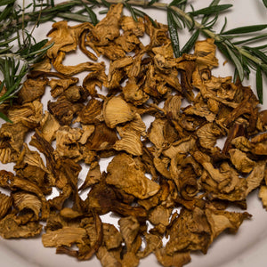 Dried Chanterelle Mushrooms - 20g
