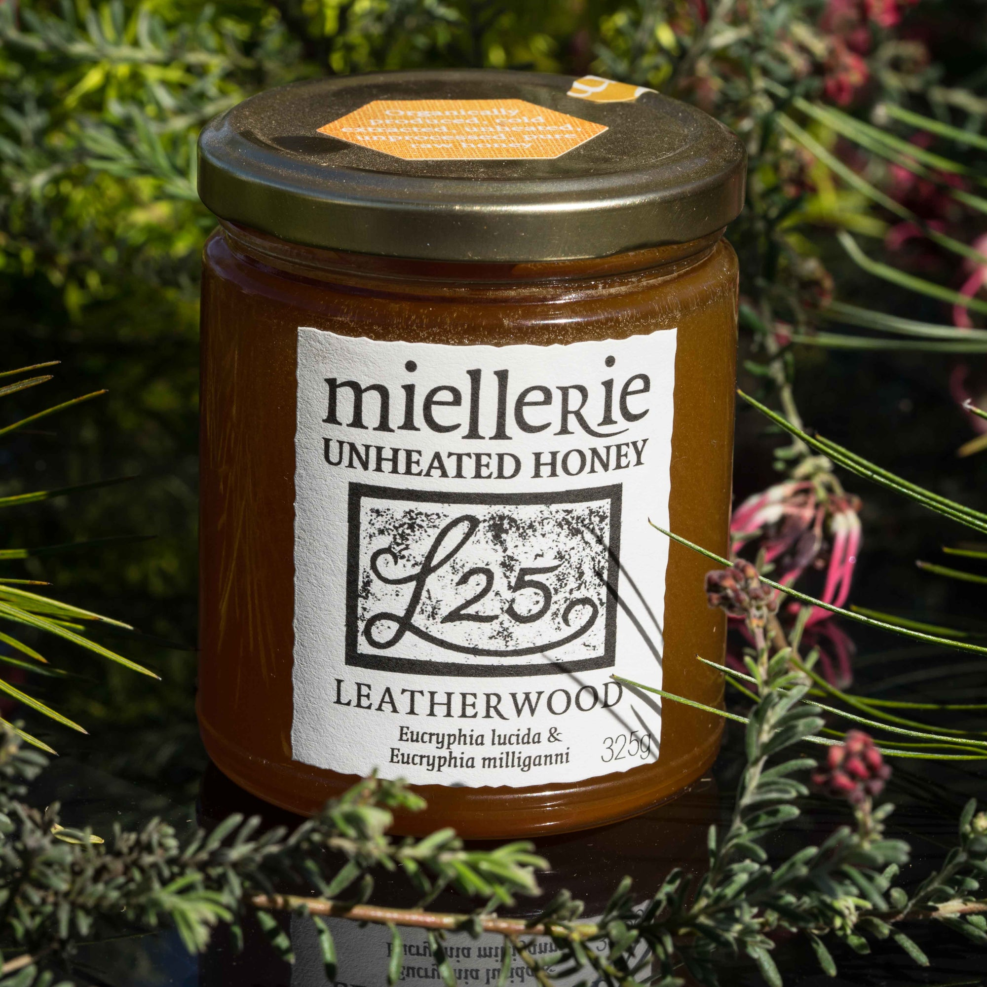 Miellerie Leatherwood Honey - 325g