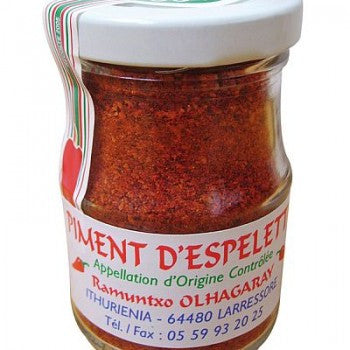 Piment D'Espelette Fruit flavoured Chilli - Stephs Gourmet Foods Spices/Condiments French Gourmet Cheese Sauscission Stephs Gourmet Foods salumi Stephs Gourmet Foods Stephs Gourmet Foods