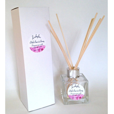 Wholesale Pack of 3 Lubylu Reed Diffusers