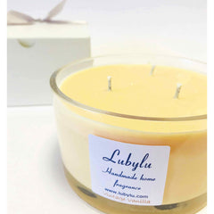 SPECIAL OFFER! The legend - 3 wick candle