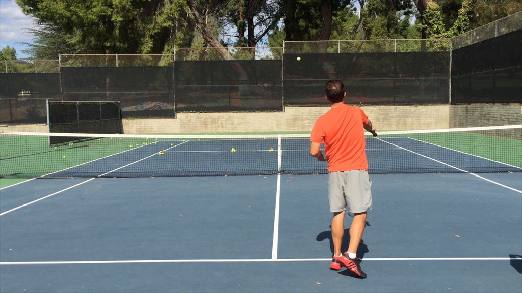 The Sniper's Serve: How to achieve perfect placement and seize immediate control of the point