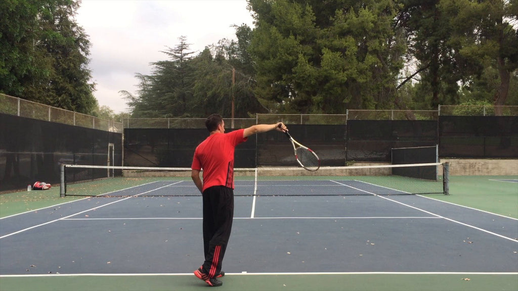 The Kicker: How to develop an aggressive second serve that wins you points