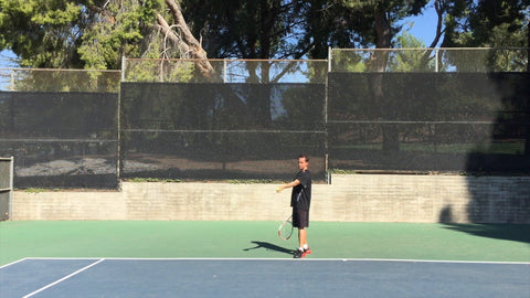 The Perfect Toss: How to consistently place the ball for a powerful and precise serve