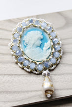 Speak Softly Vintage Beauty Heirloom Brooch