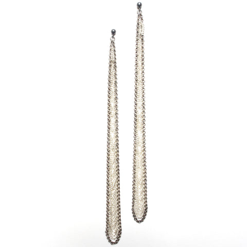 Long Drape earrings