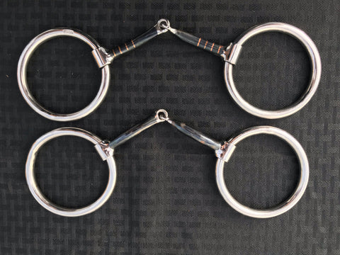 Terry Myers Loose Ring Snaffle