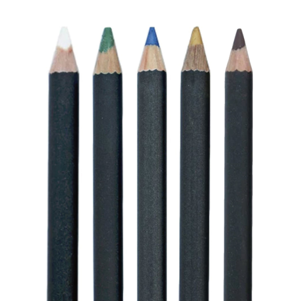 INTENSE COLORED EYE PENCILS