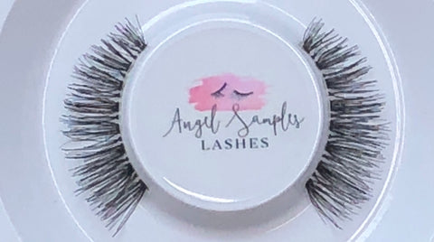 'Tabby' Human hair natural lash