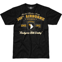 Army 101st Airborne Vintage 7.62 Design Battlespace Men's T-Shirt