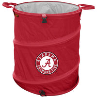 Alabama Collapsible 3 in 1 Trashcan Cooler Hamper