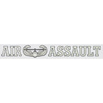 Air Assault Window Strip Decal - Star Spangled 1776