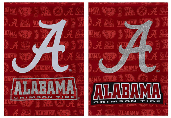 Alabama Crimson Tide NCAA Garden Flag - Star Spangled LLC