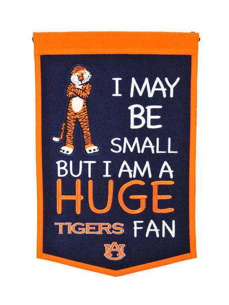 Auburn Lil Fan Traditions Banner - Star Spangled LLC