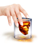 Doomed Skull Shot Glass - Star Spangled LLC