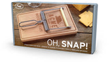 Oh Snap Mousetrap Cheese Board - Star Spangled LLC