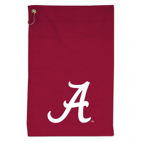 Alabama Crimson Tide NCAA Colored Sports Towel With Grommet - Star Spangled LLC
