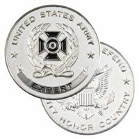 Army Expert Challenge Coin - Star Spangled LLC