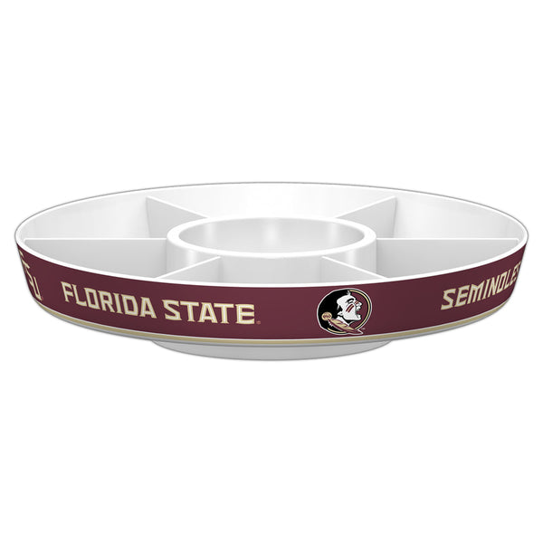 Florida State Seminoles NCAA Party Platter