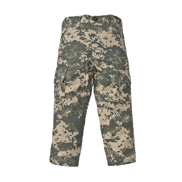 Army ACU Child Pant with Cargo Pockets