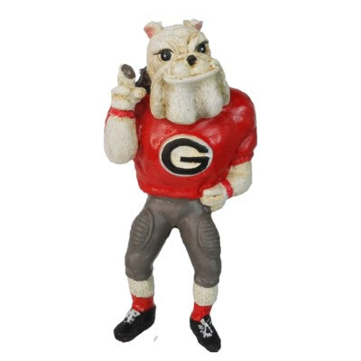 Georgia Bulldogs NCAA Mascot Ornament