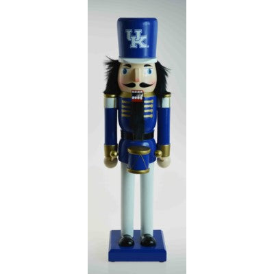 Kentucky Wildcats NCAA Nutcracker 14 Inch
