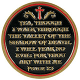 Fear No Evil Challenge Coin