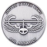 Army Air Assault Challenge Coin