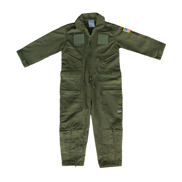 Youth Military Flight Suit