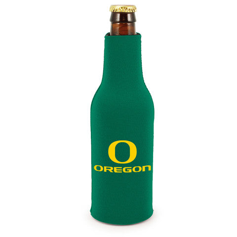 Oregon Ducks NCAA Neoprene Bottle Drink Cooler