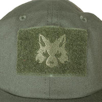 Mesh Tactical Caps with Loop Patch Panels