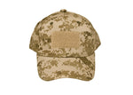 Youth Tactical Baseball Cap- Desert