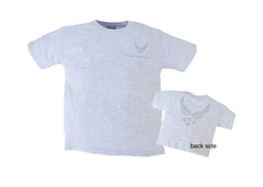 Air Force 2 Piece PT Youth Short Set