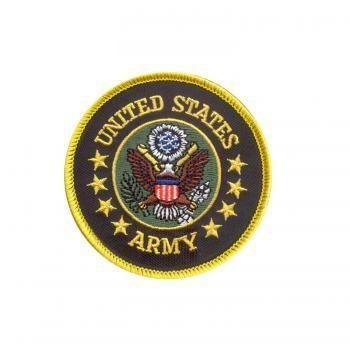"United States Army Round Patch (3"")"