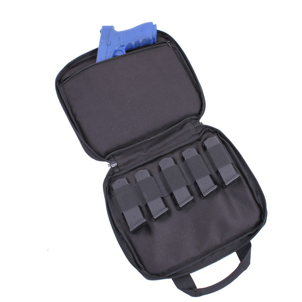 Double Pistol Carry Case