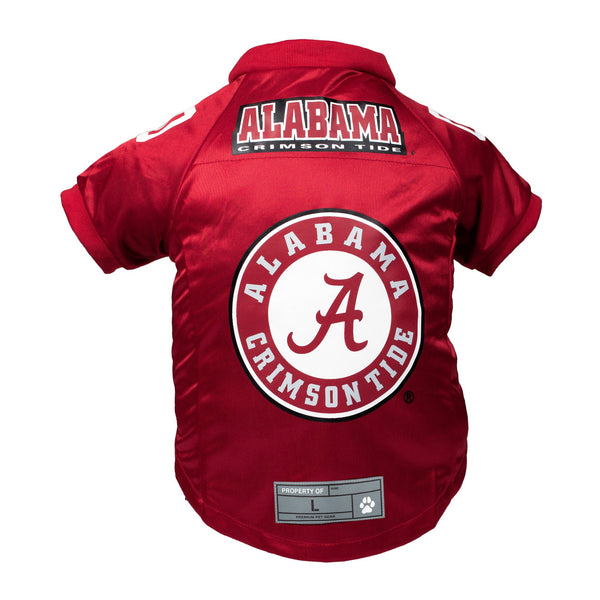 Alabama Crimson Tide Premium Pet Dog Jersey