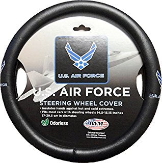 Air Force Military Insulated Steering Wheel Cover - Star Spangled LLC