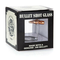 .308 Bulletproof Shot Glass
