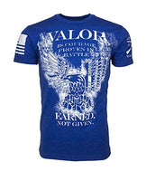 Valor T-Shirt - Star Spangled LLC